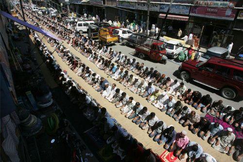 Dünyada Ramazan 9