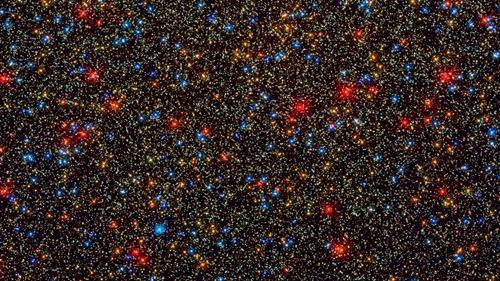 Yeni Hubble'dan Kareler 1