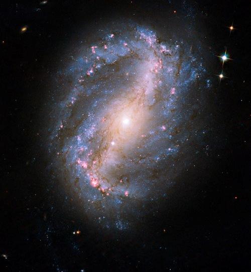 Yeni Hubble'dan Kareler 6
