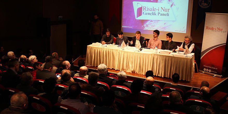 Risale-i Nur Kongresinde 'Gençlik ve Ahlak' konuşuldu