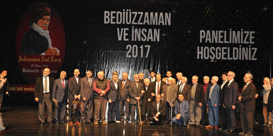 Bursa'da 'Bediüzzaman Said Nursi ve İnsan' paneli