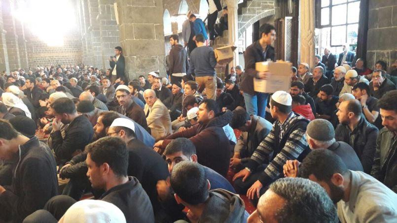 Diyarbakır'da Bediüzzaman Mevlidine yoğun ilgi 1