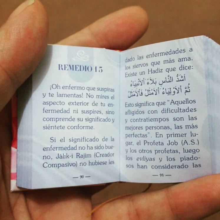 Arjantin'de minyatür Risale-i Nur sürprizi 3