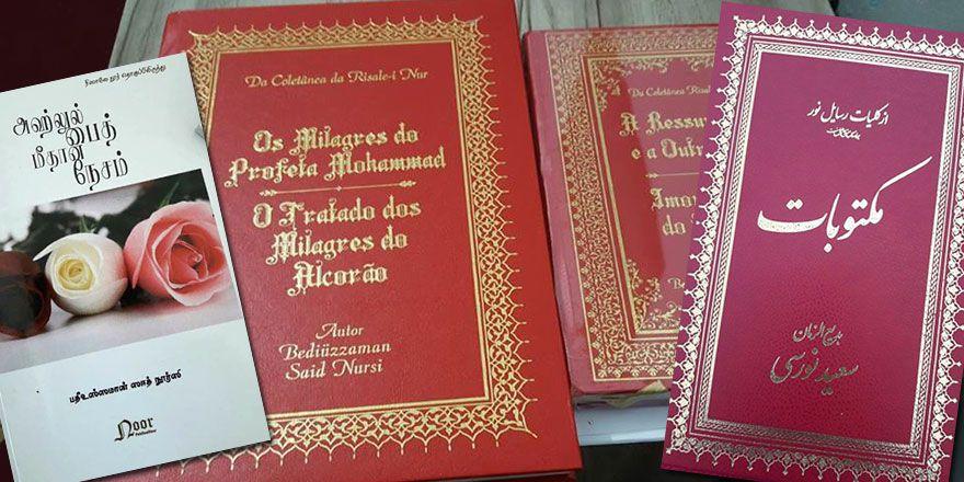 Üç dilde Risale-i Nur tercümesi