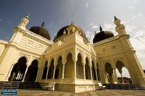 Dünyanın En Güzel Camileri 13