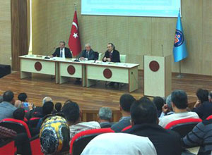 Akdeniz Üniversitesi'nde Risale-i Nur Konuşuldu
