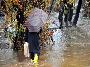 6 ile sağanak yağış uyarısı