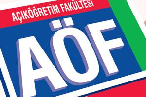 AÖF'te Kayıt Yenilemeler 15 Eylül'de Başlıyor