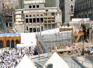 Mekke'ye 1,6 milyarlık su depolama projesi