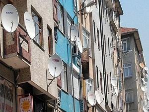 İnternet ve uydu anten sistemi inşaat halinde hazırlanacak