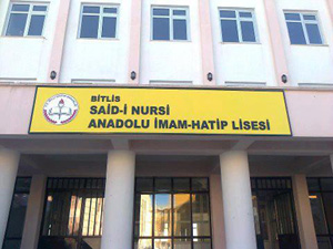 Tayyip'e ve AKP'ye Hayırlı Olsun Said-i Nursi İsmi MEB'in Resmi Kayıtlarında!