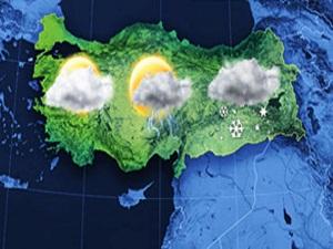 Yurtta hava durumu nasıl olcak?