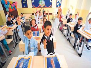 İlköğretimde 59 bin 313 kadın öğretmen çalışıyor