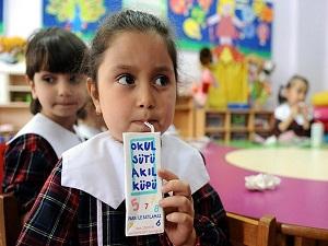 TZOB: Okul sütü projesi peynir, yoğurt ve ayran ile çeşitlendirilmeli