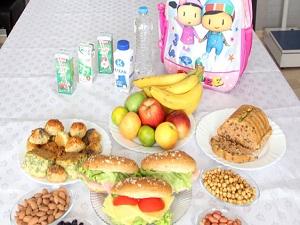 Çocukların en önemli beslenme saati sabah kahvaltısı