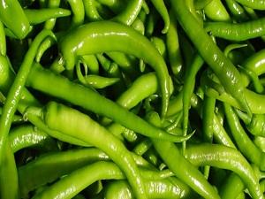 Yeşil biber stresi azaltıyor