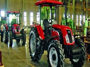 Traktör üretimi yüzde 3,3 arttı