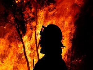 Bedîüzzaman'ın gördüğü yangın bu olsa gerek…