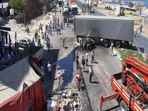 'Trafik kazalarının nedeni deneyimsiz taşeronlardır'