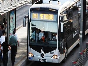 Topbaş'tan 'metrobüs' müjdesi