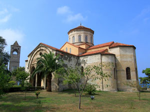 Ayasofya'daki tarihi eserler müzeye taşındı