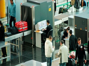 Havaalanında bu görüntüyü ikinci kez görmeyeceksiniz