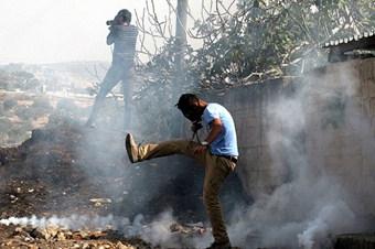 Filistin'de geride kalan 2013'ün bilançosu