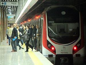 Marmaray 4 ayda İstanbul'un nüfusu kadar yolcu taşıdı