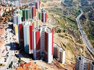 En fazla konut İstanbul, en az Ardahan'da satıldı