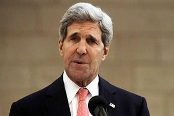 Kerry'den Suriye konusunda bir ilk