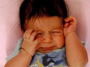 İlgisizlik, bebekte daha çok gaz sancısı yapıyor