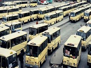 Taksici ve minibüsçülere standart geliyor