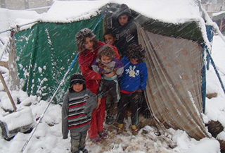 Suriyeli mülteciler için 400 milyon dolar bağış