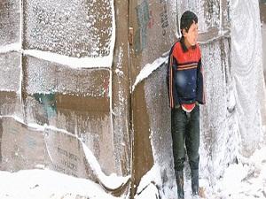 Suriyelilerin soğuk ve çamurla savaşı