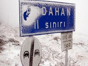En soğuk gece yine Ardahan'da