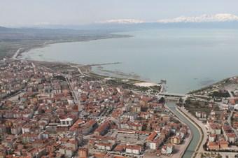 Beyşehir Gölü kıyısına dev proje