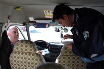 Servis araçlarının kontrolleri devam ediyor