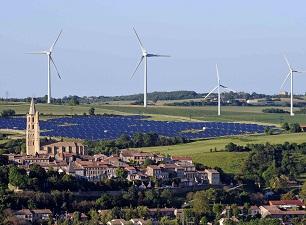 Türkiye rüzgar ve güneşi enerjiye çeviremiyor