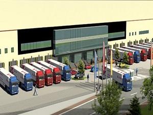 İlk lojistik merkezi Diyarbakır'da kurulacak