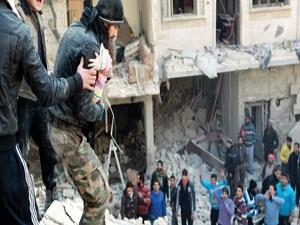 Suriye'de bir nesil yok oluyor