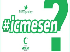 Yeşilay'ın kampanyası sosyal medya ses getirdi