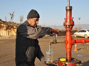 Siirt'in Eruh ilçesinde petrol üretimine başlandı