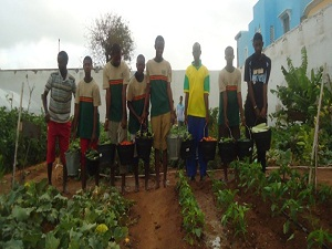Somali Tarım Okulu 9'uncu mezunlarını verdi