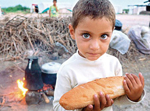 Küresel insani yardıma ihtiyaç artıyor
