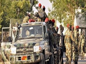 Güney Sudan'da yine ortalık karıştı!