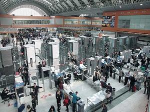 Havalimanı girişlerindeki x-ray'ler kalkıyor