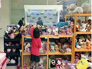 AVM'lerdeki 'kumar' bayileri çocukları tehdit ediyor