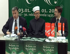 Bosna'da 'Selam Ya Resulullah' günleri başladı