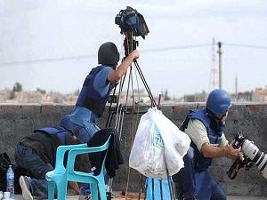 Suriye'deki iç savaş gazetecileri de vurdu