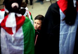 Esed, Suriye'deki Filistin mülteci kampına da zalim
